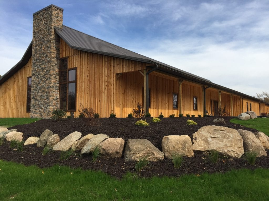 Country Lane Lodge – Chimney View