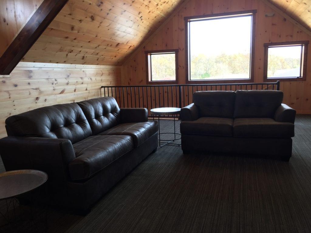 Country Lane Lodge – Loft Amenities