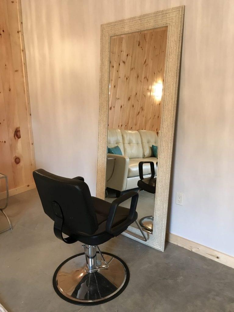 Hair & Makeup Chair