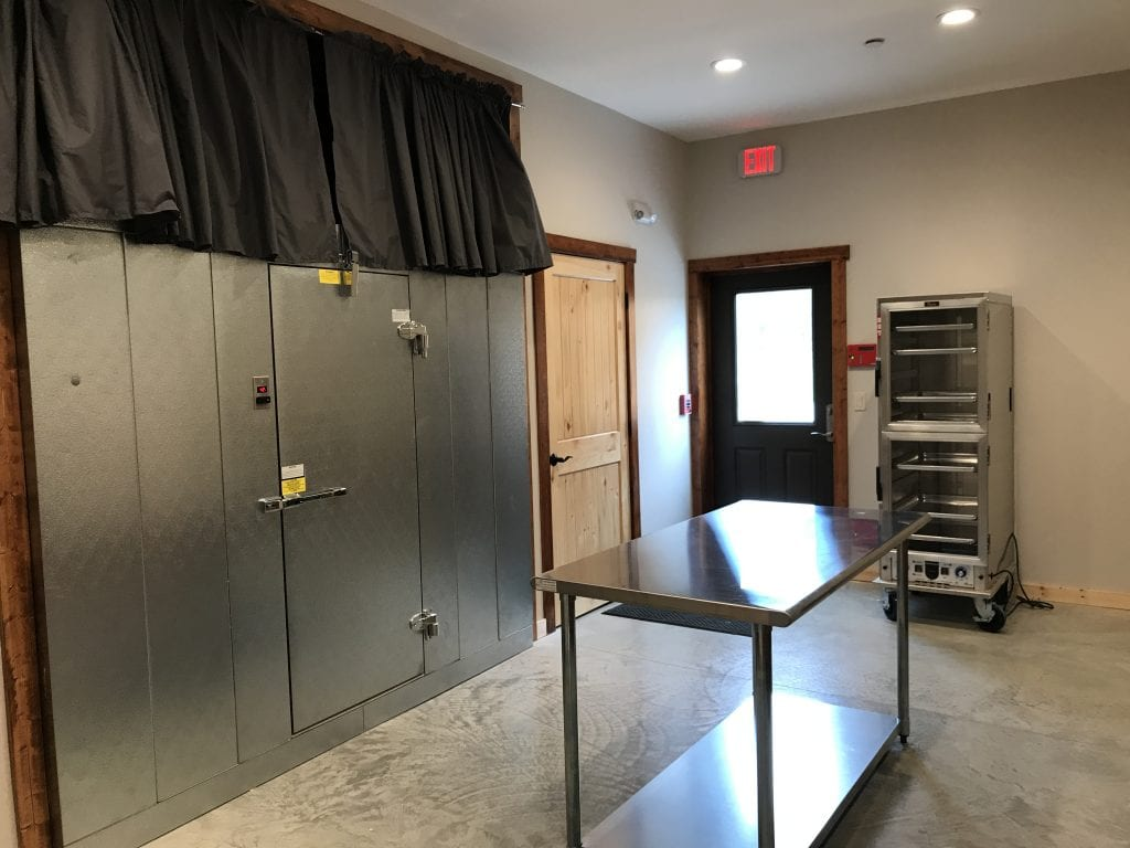 Country Lane Lodge – Walk-in Coolers