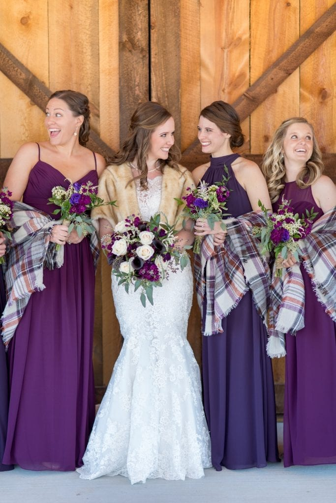 Bride & Bridesmaids – Country Lane Lodge