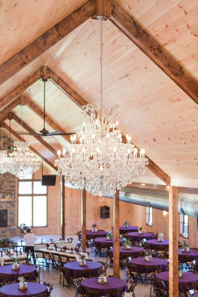 Country Lane Lodge – Chandeliers & Main Floor