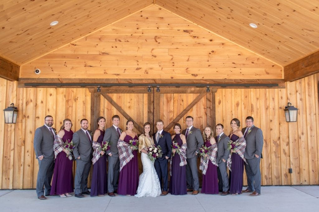 Wedding Party – Country Lane Lodge Portico