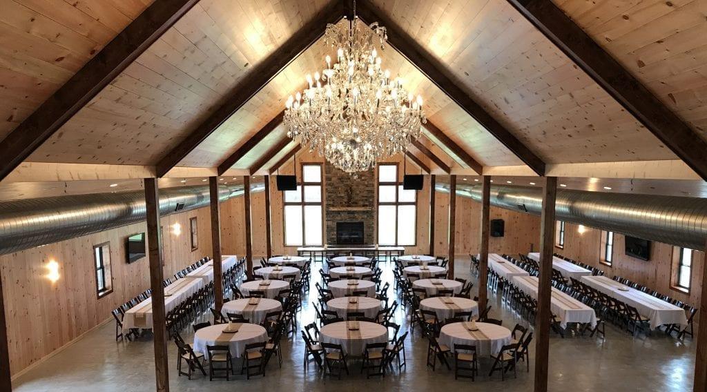 Country Lane Lodge – Main Hall