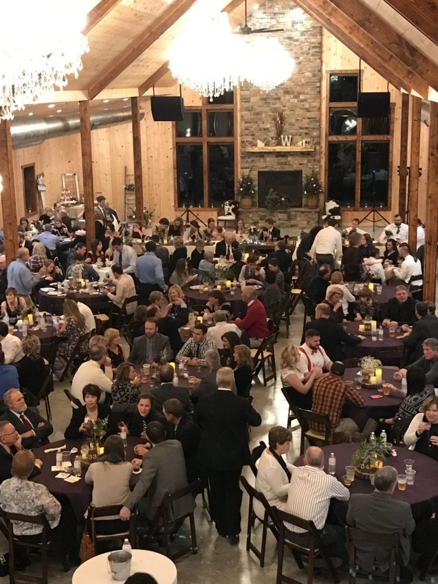 Holiday Party - County Lane Lodge