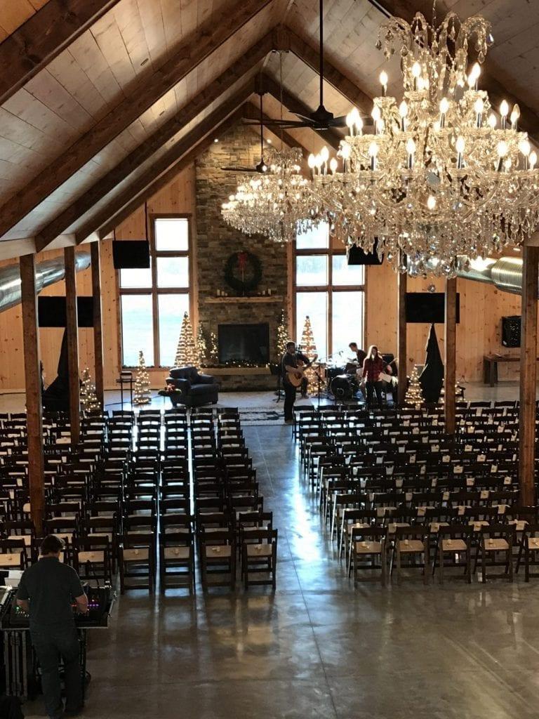 Holiday Music at Country Lane Lodge