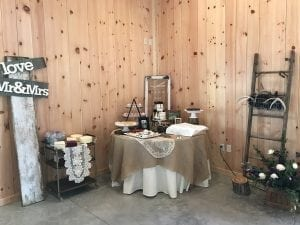 Cake and Treat Tables - Parties, Special Occasions, Club Meetings at Country Lane Lodge