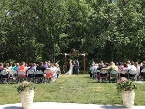 Beautiful Rustic Outdoor Wedding Venue - Country Lane Lodge