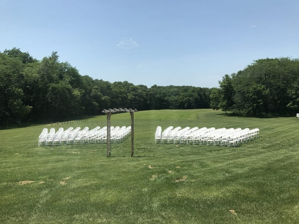 Outside Chair Layout