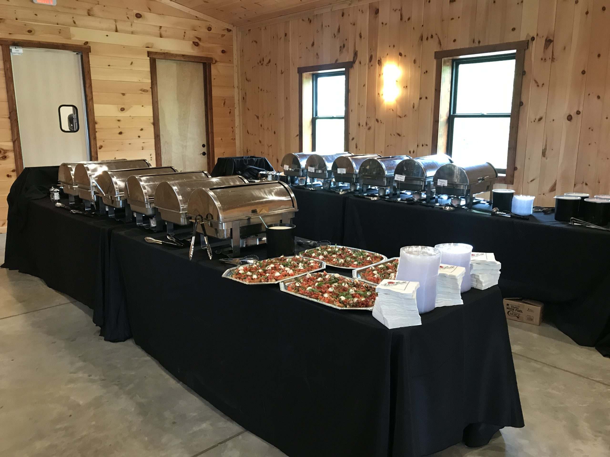 Country Lane Lodge Event and Wedding Venue - Catering Kitchen